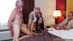 Daddy squirt xxx Staycation with a Latin Hottie 5 min 720p