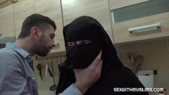 Hairy muslim wife was punished by hard sex 8 min 720p