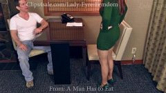Ass Eating and Face Sitting Sampler by Lady Fyre 12 min 720p