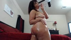 Worship This Jiggly Fat Oiled Ass 12 min 1080p